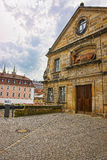 Former slaughter house in Bamberg in Germany Royalty Free Stock Image