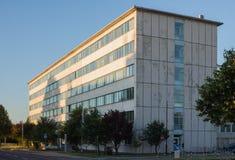 Former Stasi building, Frankfurt (Oder) Stock Photo