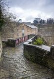 Former textile mills Yorkshire, Stock Photography