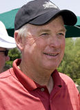 Former U.S. Vice-President Dan Quayle. Former Republican United State Vice-President Dan Quayle attends the Phoenix Celebrity Classic golf tournament with other royalty free stock photo