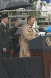 Former US President George HW Bush Royalty Free Stock Photo