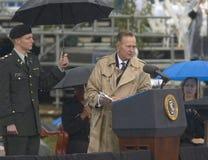 Former US President George HW Bush Royalty Free Stock Image