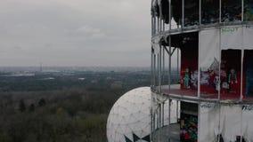 former US radar station on the Teufelsberg Berlin