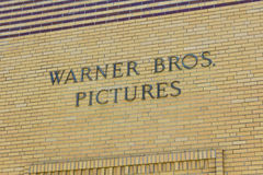 Former Warner Brothers Pictures Film Distribution Center II Stock Image