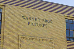 Former Warner Brothers Pictures Film Distribution Center III Stock Photo