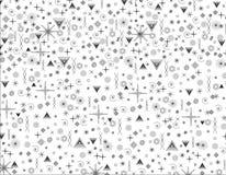 Formes illustration de vecteur