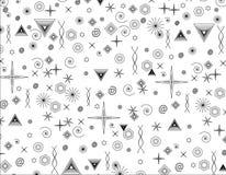 Formes illustration stock