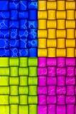 Formes abstraites colorées Photo stock