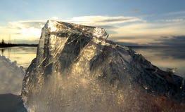 Formes de glace Image libre de droits
