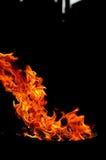 Formes du feu Image libre de droits