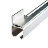 Formes en métal structurel Photo libre de droits