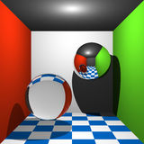 Formes géométriques illustration stock