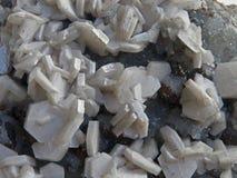 Formes normales Minerais et textures et milieux semi-précieux de pierres Photographie stock libre de droits