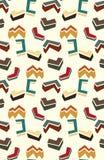Formes sans couture tridimensionnelles Image stock