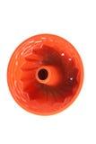 Formez des silicones flexibles pour le gâteau de traitement au four Photo stock
