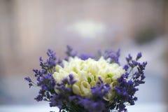 Formgivare Wedding Flowers Arkivbilder