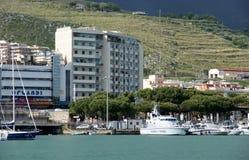 Formia city Stock Photography