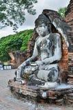 formie buddy posiedzenia Yadana Hsimi pagody Inwa Mandalay region Myanmar Zdjęcie Stock