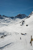 Formigal winter resort, Spain. Stock Photography