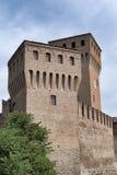 Formigine Modena, Itália: castelo imagens de stock royalty free