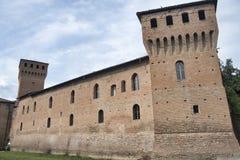 Formigine Modena, Itália: castelo foto de stock