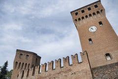 Formigine Modena, Italië: kasteel stock afbeeldingen
