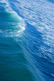 Forming Wave Stock Photo