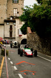 Formla 2 car at Bergamo Historic Grand Prix 2015 Royalty Free Stock Image