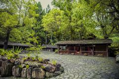 Formosan inf?dd kulturby royaltyfri fotografi