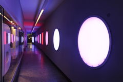 Free Forms And Colours On A Underpass At Bern Royalty Free Stock Image - 34109846