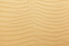 Forms in the sand Royalty Free Stock Photos