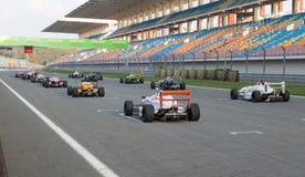 Formuły Alfa fotografia stock