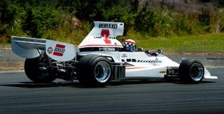 Formuły 500 samochód wyścigowy - Lola T400 Zdjęcie Stock
