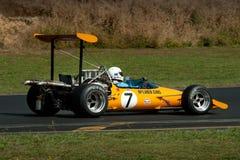 Formuły 500 samochód wyścigowy - McLaren M10 Zdjęcia Royalty Free