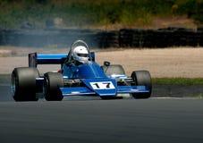Formuły 500 samochód wyścigowy - McLaren M18 Obraz Stock