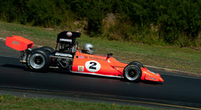 Formuły 500 samochód wyścigowy - McRae GM1 Obraz Stock