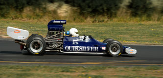 Formuły 500 samochód wyścigowy - McRae GM1 Zdjęcie Royalty Free