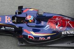Formuła 1: Max Verstappen Zdjęcia Stock