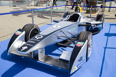 Formuły E iskra Renault SRT 01E Obrazy Stock