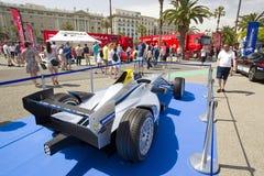Formuły E iskra Renault SRT 01E Fotografia Royalty Free