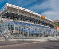 Formuły 1 Monaco Prix Uroczyste trybuny Obraz Royalty Free