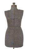Formulário do vestido Imagem de Stock