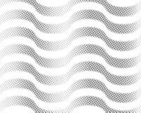 Formulário geométrico do triângulo de intervalo mínimo da tela Fundo preto Textura e teste padrão brancos dobradura de papel plis Imagem de Stock Royalty Free