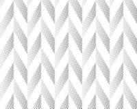 Formulário geométrico do triângulo de intervalo mínimo da tela Fundo preto Textura e teste padrão brancos dobradura de papel plis Fotos de Stock