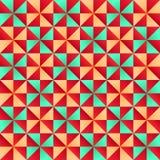Formulários abstratos do triângulo Imagens de Stock Royalty Free