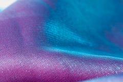 Formulários da textura azul e roxa da tela foto de stock