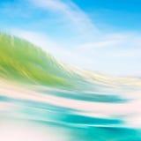 Formulários de onda imagens de stock