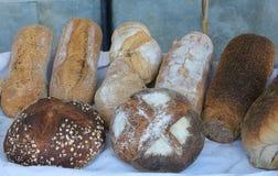 Formulários do pão fotos de stock royalty free