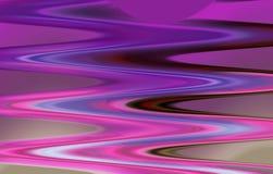 Formulários do rosa e formas violetas roxos, fundo abstrato geométrico ilustração stock