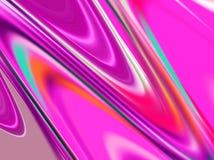 Formulários pasteis escuros brilhantes roxos cor-de-rosa, matiz, formulários no fundo abstrato vívido Fotos de Stock Royalty Free